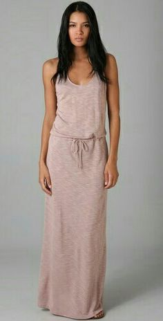 Vestido en nude... #Casual #Chic #moda