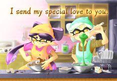 Splatoon 2 Art, Splatoon Comics, Callie And Marie, Nintendo, Third Person Shooter, Fanart, Single Player, Cute Pokemon, Videos