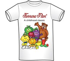 When I think of ferrara pan I think of my grandparents and their jars of lemonheads and fireballs and the classic characters that each candy had. It was fun and playful and I think it is a huge representation of childhood. It is a classic candy and the shirt should represent that as well as the fun icons that are so recognizable. Ferrara Pan, Classic Candy, Grandparents, All In One, Jars, Things To Think About, Childhood, Tee Shirts, Characters