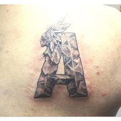 Apache Trucking tattoo by Bo Brymer