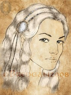 Miriel face study by breogan on deviantart