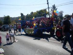 tobacco festival parade carollton ky 2011