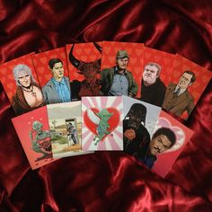 Geeky Valentine's Day Cards For 'Star Trek', 'Game Of Thrones' Fans