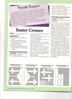 EASTER CROSSES 2/4