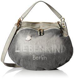 Liebeskind Berlin Vega Shoulder Bag, Grey, One Size * Read more  at the image link.
