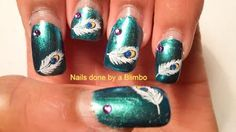 Nail-Art-A-Go-Go: Jewel Tones