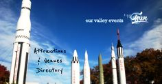 Directory of Huntsville AL attractions and venues for weddings, special events, conferences and more. #events #weddings #huntsvilleal #huntsville