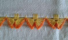 ◇ ◆ ◇ ☆ Tecidos e Croche = Pano de Prato ☆  -  /  ◇ ◆ ◇ ☆ Fabric & Croche = dish cloth ☆ -