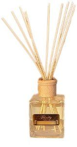 """Trinity Candle Factory -Vanilla Spice - Reed Diffuser Oil - Kit - 6 oz. by Trinity Candle Factory. $25.99. 100% Customer Satisfaction Guarantee. Great Selection. Reed Diffuser Oil - Kit - 6 oz.. Made in USA. Triple Scented. Trinity Candle Factory Premium Scented Vanilla Spice - Reed Diffuser Oil - Kit. This elegant style Reed Diffuser Kit is premium scented for maximum fragrance throw. Enjoy for 1000+ hours. Kit comes with 12"""" reeds and an elegant glass container. This ..."""