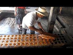 Dulce de panela en El Salvador