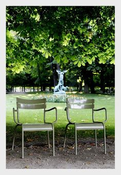 Jardin du Luxembourg.. Why?? Because it is an oasis of gorgeousness in urban Paris.