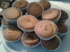 Muffins au kinder bueno
