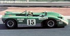 Mike Hailwood / David Hobbs, Lola T210, Kyalami 9 Hours, 1970.