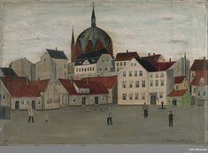 Hammersborgslottet Oslo, Museum, Painting, Art, Art Background, Painting Art, Kunst, Paintings, Performing Arts