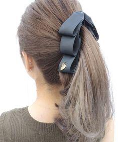 【ZOZOTOWN】Lara&Heart(ララアンドハート)のバレッタ/ヘアクリップ「リボンバナナクリップ」(LK1609804)を購入できます。
