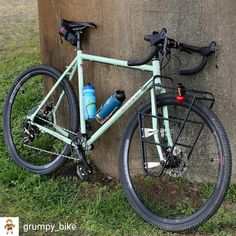 Mint Surly Straggler with brand new installed 24-Pack Rack via chuck24sports