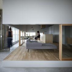 House in Kamiosuga by Suppose Design Office - Dezeen