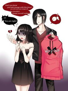 Explore the Yandere Simulator collection - the favourite images chosen by PandaKyoki on DeviantArt. Male Yandere, Animes Yandere, Yandere Manga, Yandere Girl, Tsundere, Yandere Simulator Characters, Yandere Simulator Memes, Anime Characters, Ayano X Budo