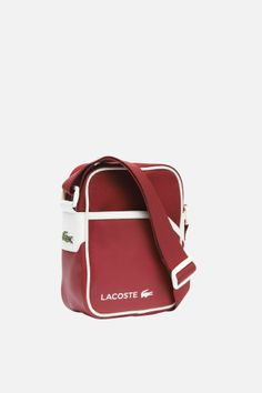 Lacoste Small Vertical Camera Bag : Bags  Wallets