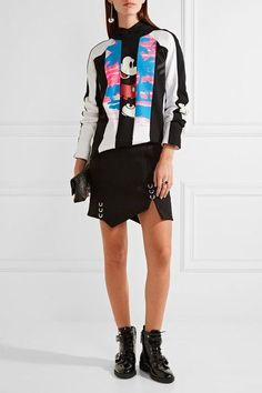 Marc Jacobs | Printed cotton-jersey sweatshirt | NET-A-PORTER.COM