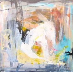 "Trine Panum - ""We`ve Got Something In Common"", 50x50 cm"