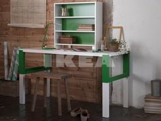 new ikea desk system pahl
