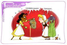 Pocket Princesses 116 - Pests Please reblog, do not repost Facebook page