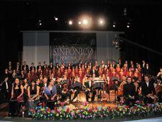 Orquesta Sinfónica y Coro Universidad de los Andes. 5to. Festival Sinfónico, Pereira, Colombia 2010.
