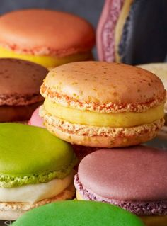 Sweets lovers around the world flock to Pierre Hermé in Paris for its famed macarons. Flavours range from traditional (chocolate and salted caramel) to exotic (jasmine and grapefruit).