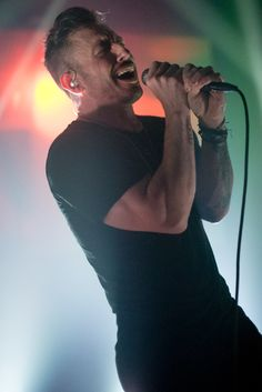 Greg Puciato - http://irockphotos.net/post/140373232726/i-travelled-to-glendale-on-january-29th-to-the#notes