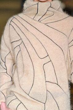 Не одной нитью связаны. Часть 2 (подборка) / Вязание / Своими руками - выкройки, переделка одежды, декор интерьера своими руками - от ВТОРАЯ УЛИЦА
