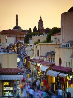 Wonderful Rhodes  http://www.yourcruisesource.com/two_chefs_culinary_cruise_-_istanbul_to_athens_greek_isles_cruise.htm