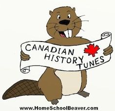 25 Fun, toe-tapping Songs for learning Canadian History! Great for kids to adult. - 25 Fun, toe-tapping Songs for learning Canadian History! Great for kids to adults www. Canadian Social Studies, Teaching Social Studies, Teaching History, Teaching Kids, Teaching Geography, Teaching Tools, Canada For Kids, Canada Eh, Canada Day Crafts