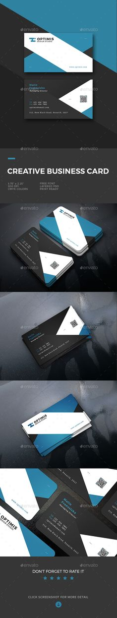341 best creative business cards images on pinterest business creative business card business cards print templates download here https colourmoves