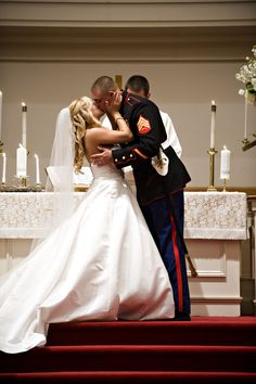 Cant wait for our wedding like this <3 Married my best friend, my hero, my other half, my Marine :)