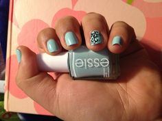 Mint Candy Apple - Essie, I have this! So expensive!