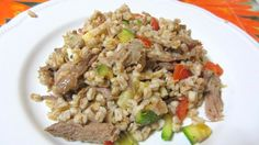 Fried Rice, Fries, Ethnic Recipes, Food, Meals, Stir Fry Rice