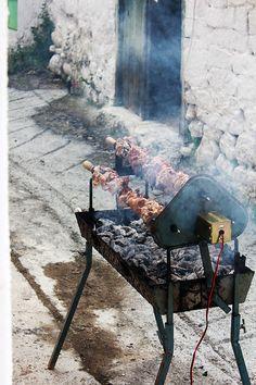 Cyprus. Souvla