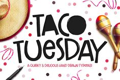 TACO TUESDAY FLASH SALE | ONLY $6