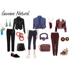 Gamine Natural