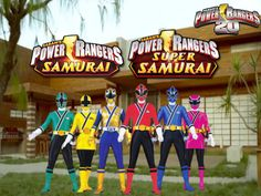 Power Rangers 20- Samurai, Super Samurai by ThePeoplesLima on DeviantArt