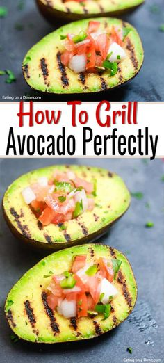 Easy Grilled Avocado Recipe has the most amazing flavor. This recipe is so simple to prepare and absolutely delicious. Plus, it is keto friendly! Try making these delicious grilled avocado this summer! Avocado Brownies, Avocado Smoothie, Avocado Salad, Avocado Toast, Best Nutrition Food, Health And Nutrition, Nutrition Websites, Nutrition Store, Nutrition Guide