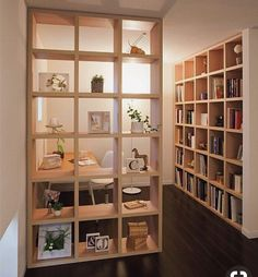 Favorite Studio Apartment Storage Decor Ideas And Remodel, home diy decor ideas, Small Apartments, Small Spaces, Studio Apartments, Studio Apartment Storage, Home Libraries, Home Office Design, Home Design Diy, Apartment Living, Apartment Office