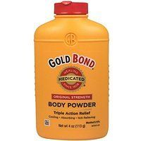 Gold Bond Medicated Powder 4oz 010402 Thank you to all the patrons We hope that he has gained the trust from you again the next time the service ** Click image for more details.
