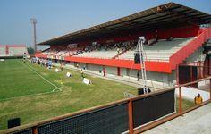Estádio Giulite Coutinho - Rio de Janeiro (RJ) - Capacidade: 13,6 mil - Clube: América