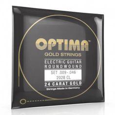 Optima 2028 Plaquées Or 24 Carats Custom Light
