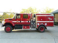 Engine 2375 - Cal Fire NEU (Nevada-Yuba-Placer)