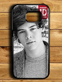 1d Harry Styles Samsung Galaxy S6 Edge Case