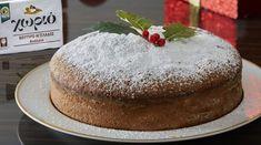 Vasilopita Cake, Greek Cake, New Year's Cake, Chocolate Sweets, Desert Recipes, Holiday Baking, Food To Make, Sweet Tooth, Deserts