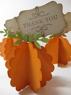 SWEET PEA - BUNNY: Thanksgiving Place Cards or Picture Holder #Holidays-Events